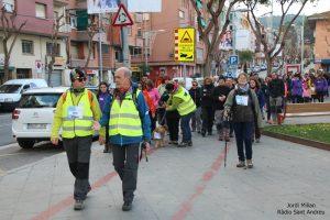 Caminada Solidària Marató TV3 Sant Andreu Barca 2016 -  14
