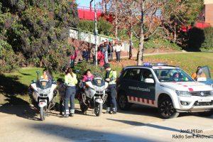 FiraJuga - Exhibició vehicles emergència i policia 01
