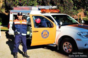 FiraJuga - Exhibició vehicles emergència i policia 04