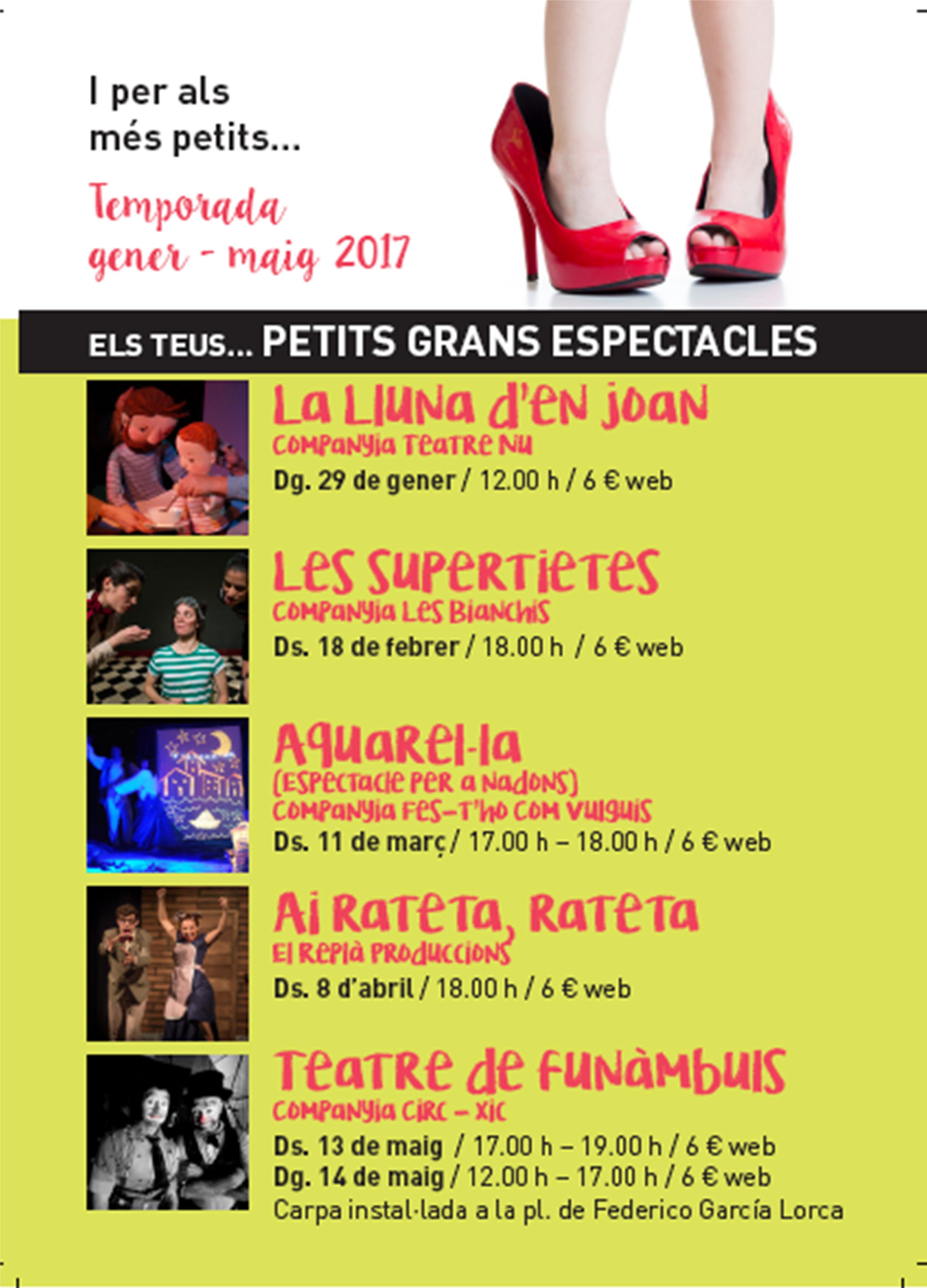 teatre familiar 2016