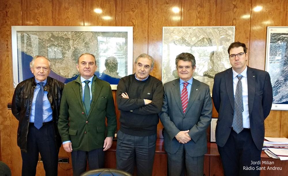 Acord Ajunatment Sant Andreu Barca- PIMEC