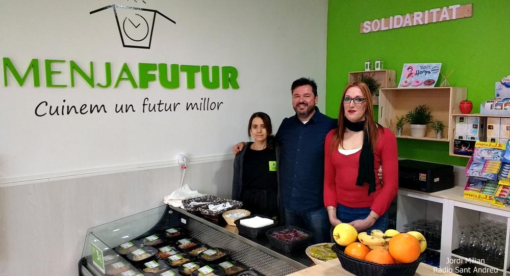 Botiga Menjar Futur Sant Andreu de la Barca 01