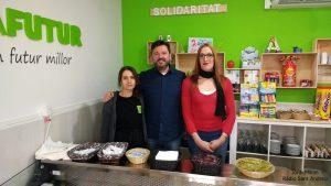 Botiga Menjar Futur Sant Andreu de la Barca
