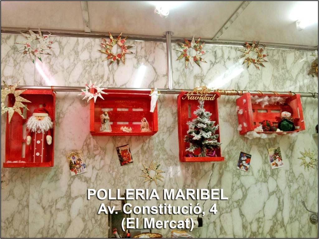 La millor parada del Mercat POLLERIA MARIBEL. Parada 67