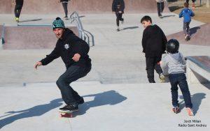 Inauguració Skate Park Sant Andreu Barca 01