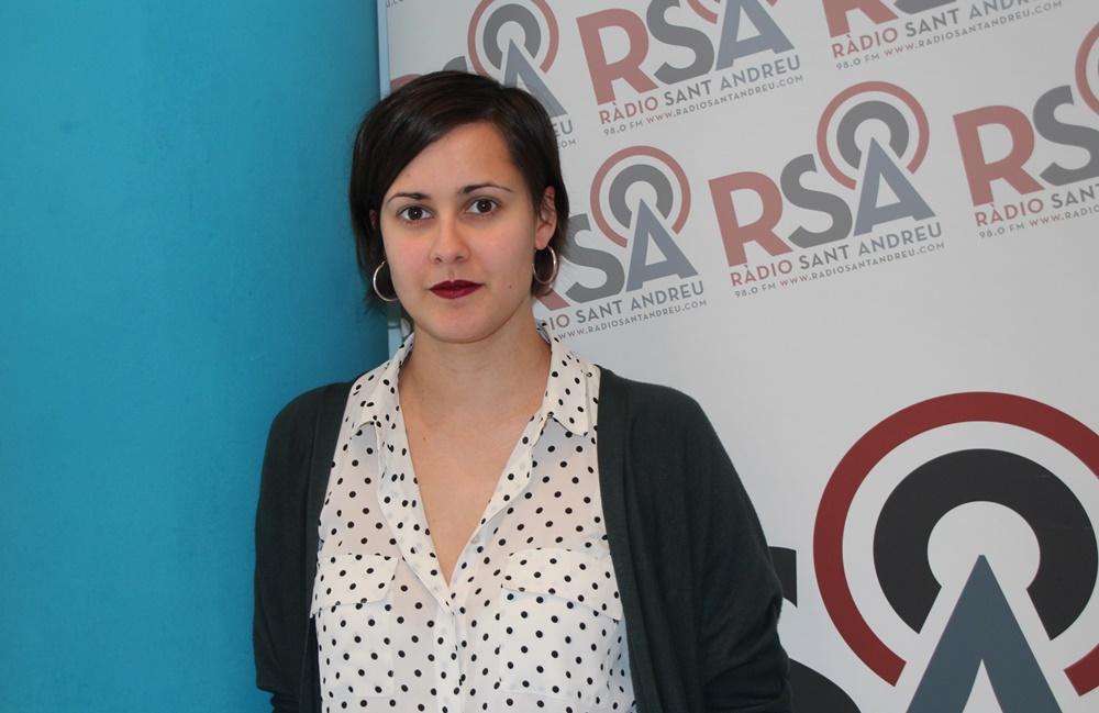 Jenn  Díaz Ràdio Sant Andreu