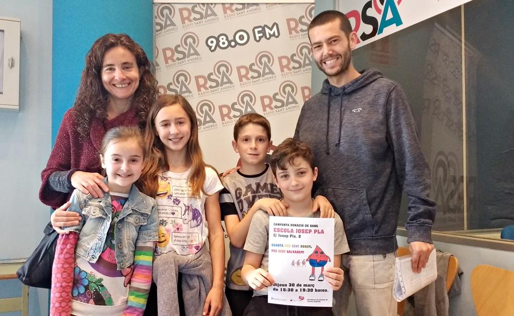 campanya donació de sang josep pla 2017