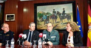 Actes celebració 25 anys Guardia Civil Sant Andreu Barca - 01