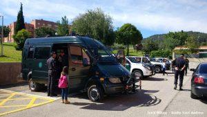 Actes celebració 25 anys Guardia Civil Sant Andreu Barca - 10