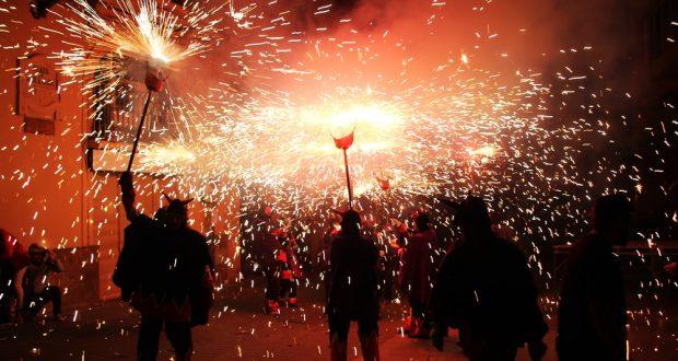Correfoc Sant Jordi 2017 -03