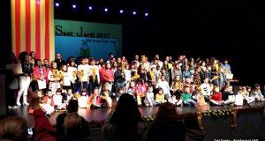 Premis Sant Jordi a les escoles 2017