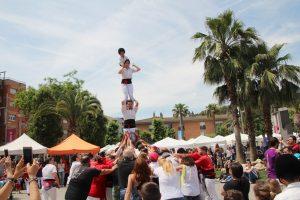 Castellers de l'Adroc Fira Primavera 01