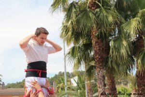 Castellers de l'Adroc Fira Primavera 05
