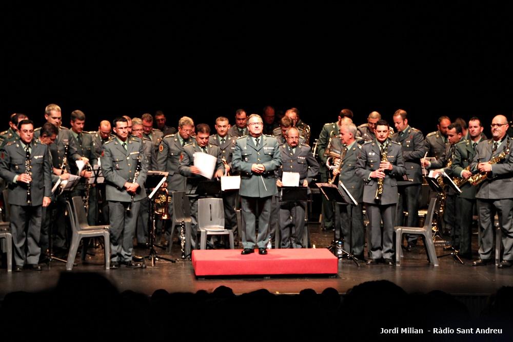 Concert unidad de música de valdemoro