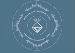 medalla merit empresarial