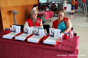 Marato Donació de Sang 2017 - Sant Andreu Barca 02