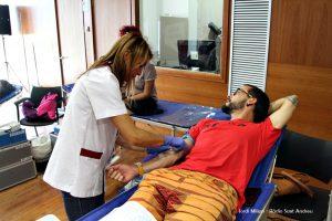 Marato Donació de Sang 2017 - Sant Andreu Barca 06