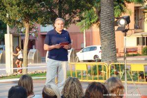 Conferència Alcalde Enric Llorca- Plaça Federico Garcia Lorca  03