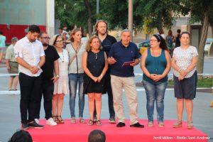 Conferència Alcalde Enric Llorca- Plaça Federico Garcia Lorca  06