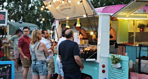 Happy Food Trucks Sant Andreu Barca 08
