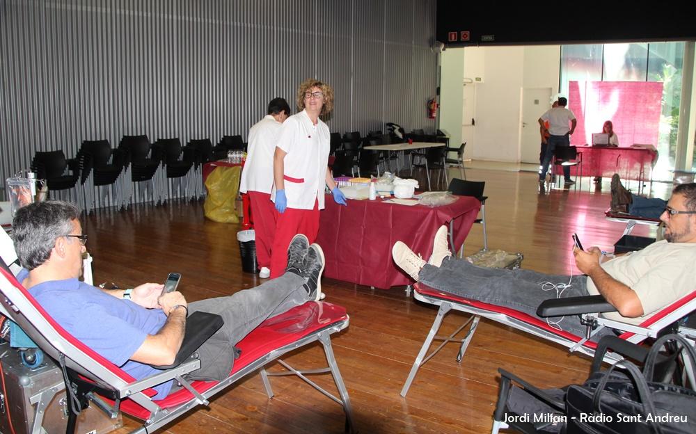Campanya donació de plasma