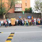 Concentració Caserna  Sant Andreu 01