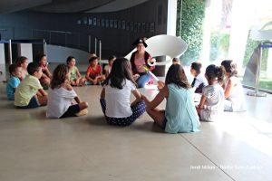 Festa Major 2017 - Tallers de teatre amb Sensedrama Teatre 03