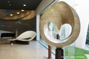 Festa Major - Exposició Moebius de Josep Canals 0'3