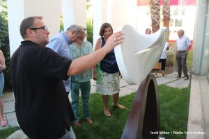 Festa Major - Exposició Moebius de Josep Canals 08