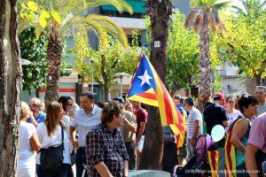 'Marató per la Democracia' Sant Andreu Barca 02