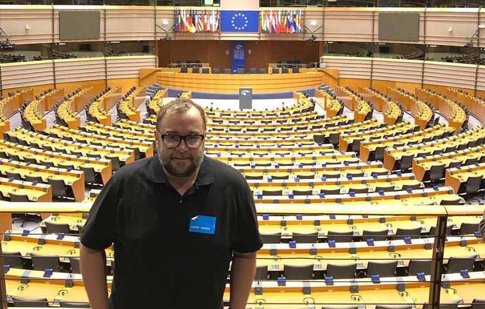 juan pablo parlament europeu