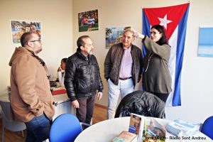 Seu itinerant consolat Cuba a Barcelona 01