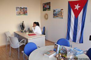 Seu itinerant consolat Cuba a Barcelona 02