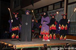 Correfoc Festa Sant Andreu 2017 - 01