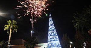 Encesa llums de Nadal Sant Andreu Barca 01