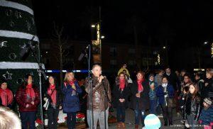 Encesa llums de Nadal Sant Andreu Barca 05