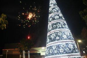 Encesa llums de Nadal Sant Andreu Barca 06