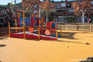 Inauguració remodelació plaça Charlie Rivel 04