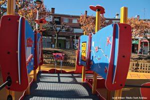 Inauguració remodelació plaça Charlie Rivel 06