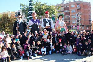 Trobada Gegants Festa Sant Andreu 2017 - 01