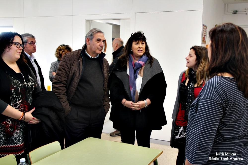 Cuina escola Vall Palau Sant Andreu Barca - 02