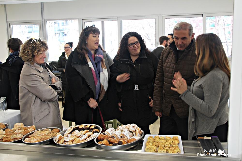 Cuina escola Vall Palau Sant Andreu Barca - 04