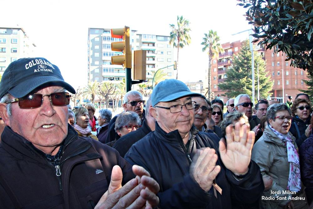 Manifestació per demanar pensions dignes 01