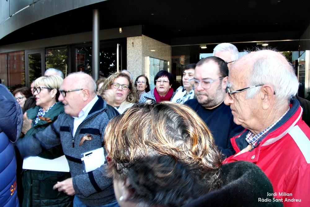 Manifestació per demanar pensions dignes 02