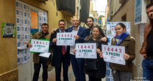 Premi loteria el nen Sant Andreu de la Barca 01