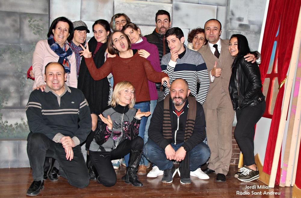 TeatrAndreu - Abajo el amor 2018