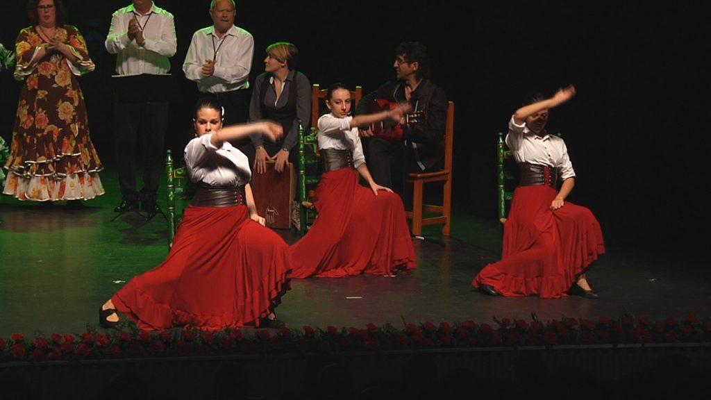 270216 Celebració Dia Andalusia al Teatre Núria Espert