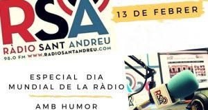 especial dia mundial de la ràdio 2018
