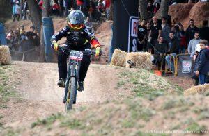 25 Descens Sant Andreu Barca - 06 Marine Cabirou gunyadora categoria femenina