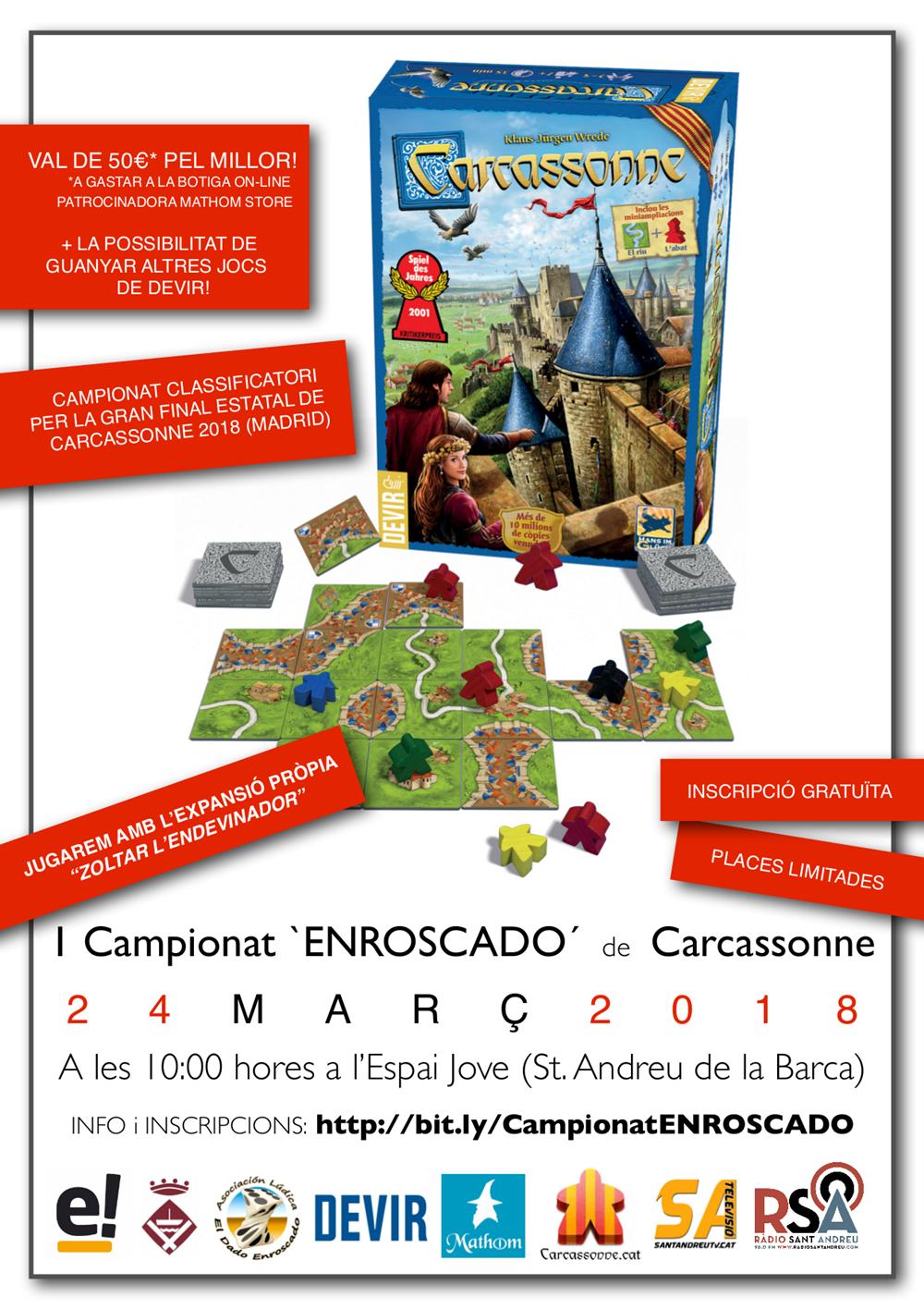 CARTELL-CARCASSONNE